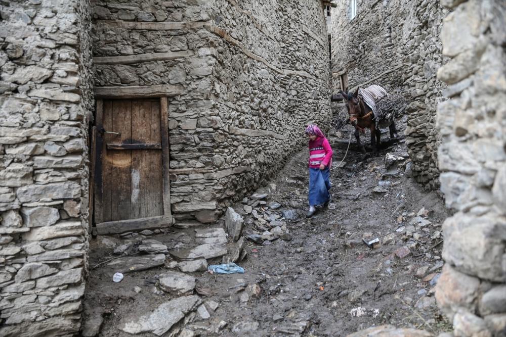 Hizan'ın taş evleri 8