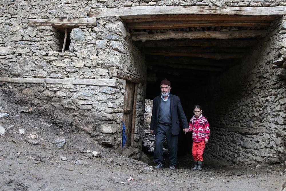 Hizan'ın taş evleri 9