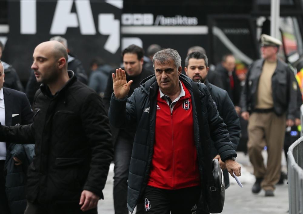 Beşiktaş Almanya'ya gitti 15