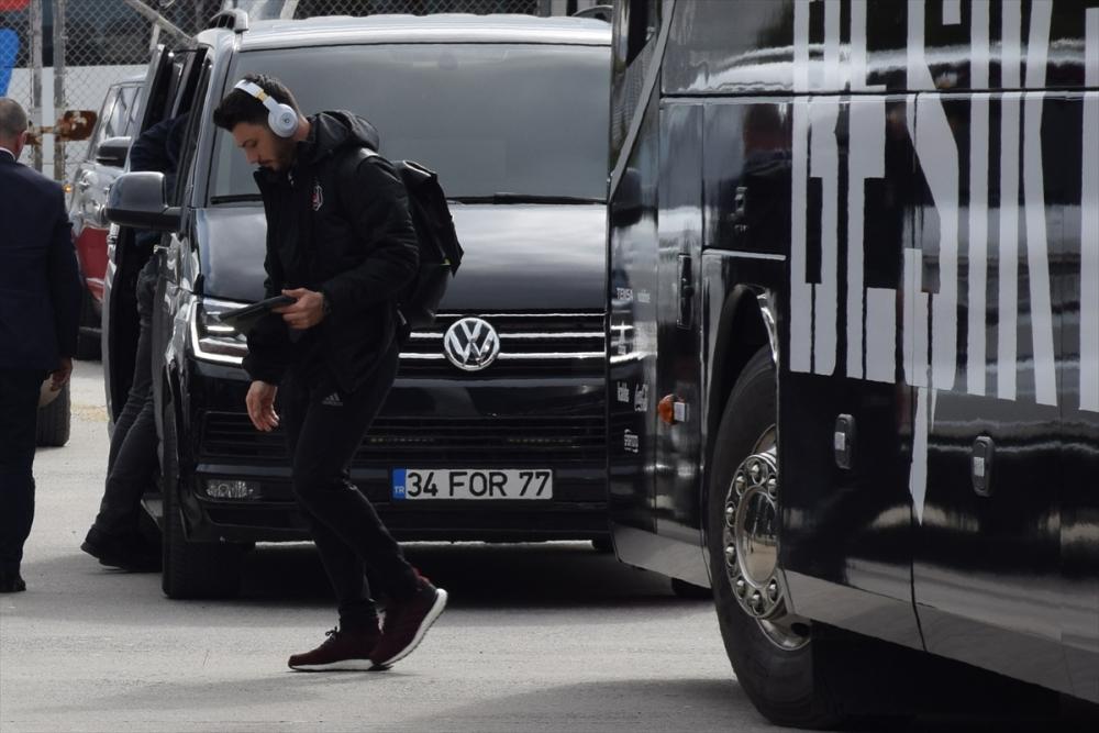 Beşiktaş Almanya'ya gitti 5