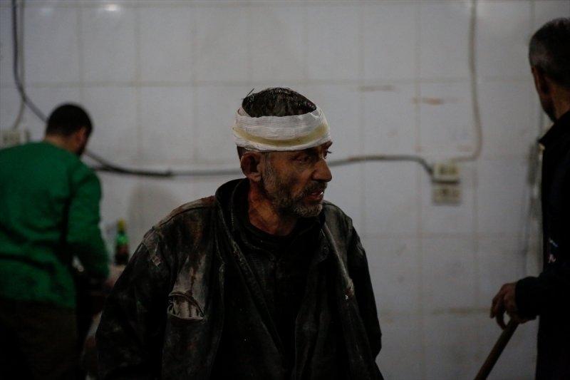 Esad rejimi yine katliam yaptı: 58 ölü 45 yaralı 2