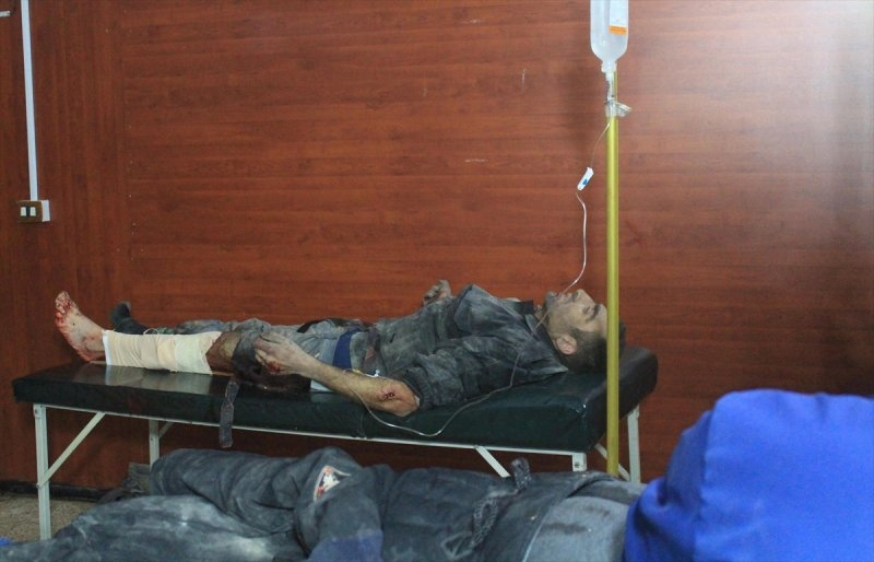 Esad rejimi yine katliam yaptı: 58 ölü 45 yaralı 3