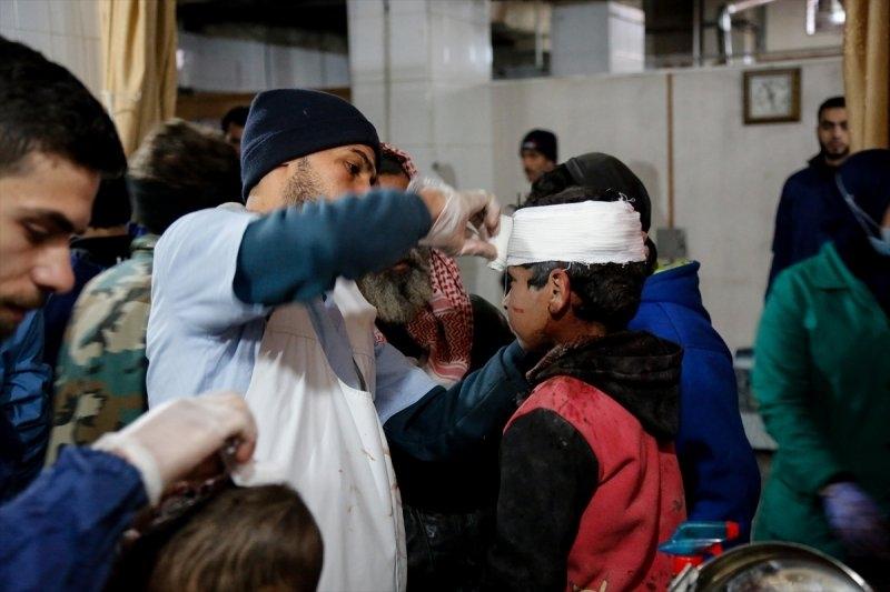 Esad rejimi yine katliam yaptı: 58 ölü 45 yaralı 4
