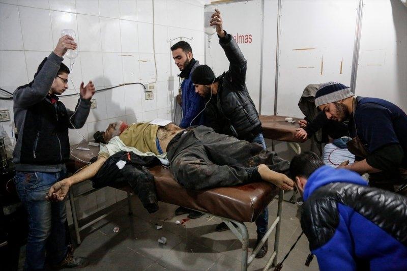 Esad rejimi yine katliam yaptı: 58 ölü 45 yaralı 6