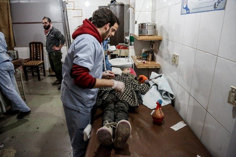 Esad rejimi yine katliam yaptı: 58 ölü 45 yaralı 7