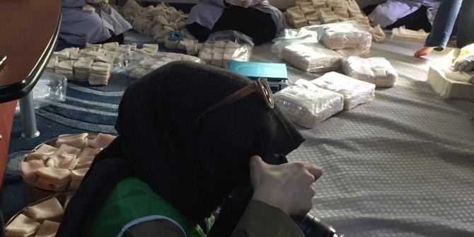 İHH'nın desteği ile kurulan tesis Suriye'deki mazlumlara umut oldu
