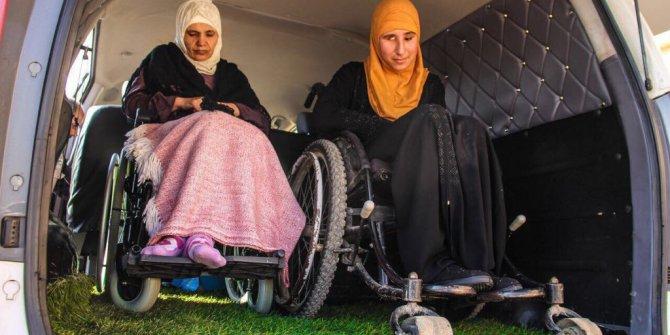 Reyhanlı'da tedavi olan Suriyelilerin yürek burkan hikayeleri