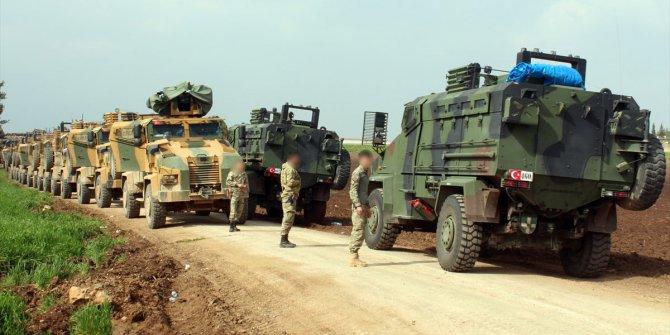 Komandolar Afrin yolunda