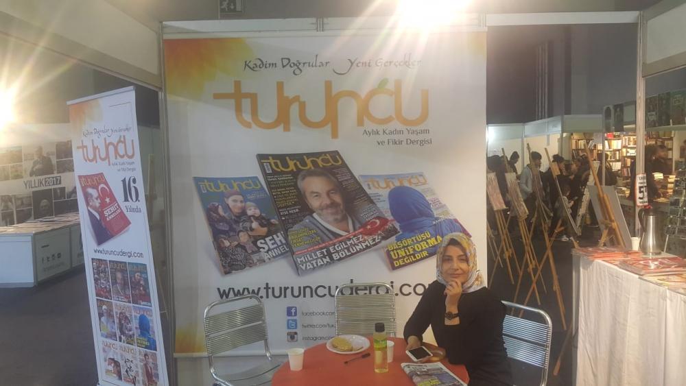 Turuncu Dergisi CNR EXPO'da 1