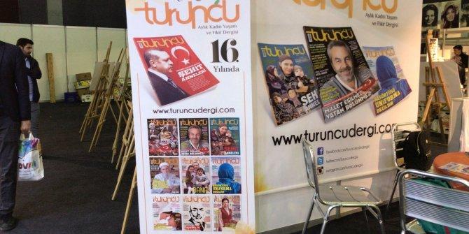 Turuncu Dergisi CNR EXPO'da