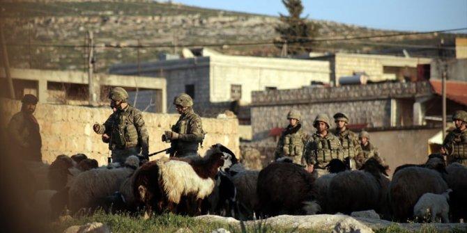 Zeytin Dalı Harekatı'ndan dikkat çeken fotoğraflar