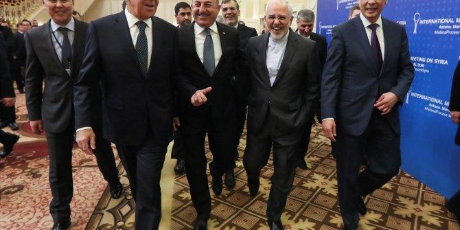 Suriye konulu 9. Astana toplantısı