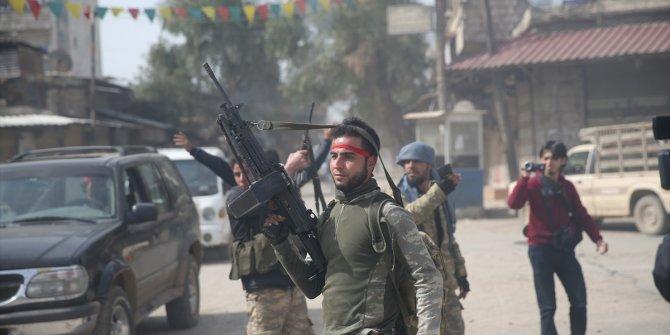 Afrin'in merkezi kontrol altına alındı