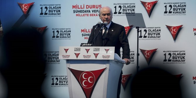 MHP'de Kurultay günü