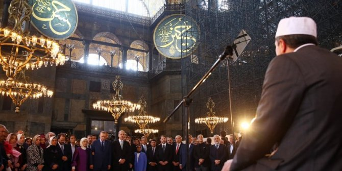 Cumhurbaşkanı Erdoğan: Çatlayın patlayın bak yıktık