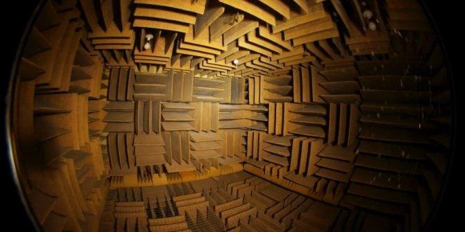 Kalp atışının bile duyulduğu en sessiz oda!