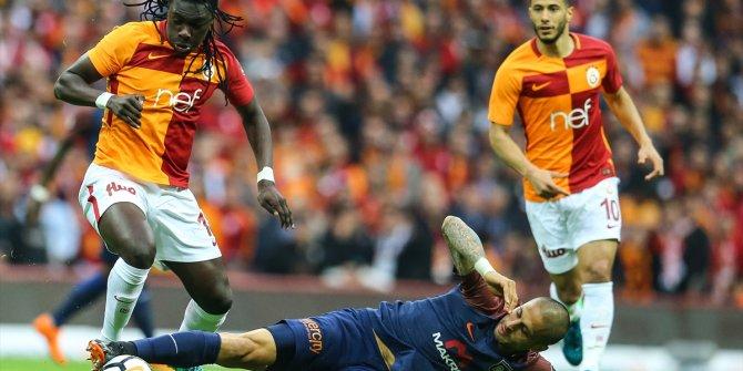 Galatasaray Başakşehir maçından kareler