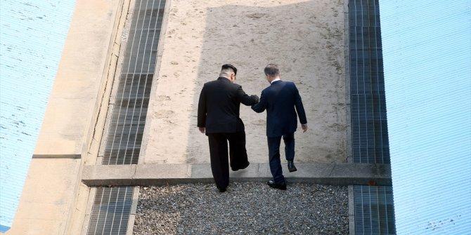 Kore'de tarihi adım atıldı
