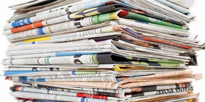 Bugün gazete manşetlerinde neler öne çıktı? (13 Mayıs 2018)