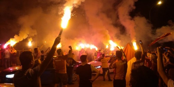 2018'in şampiyonu Galatasaray