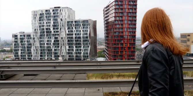 Hollanda'da 'Açık Çatı Günleri' başladı