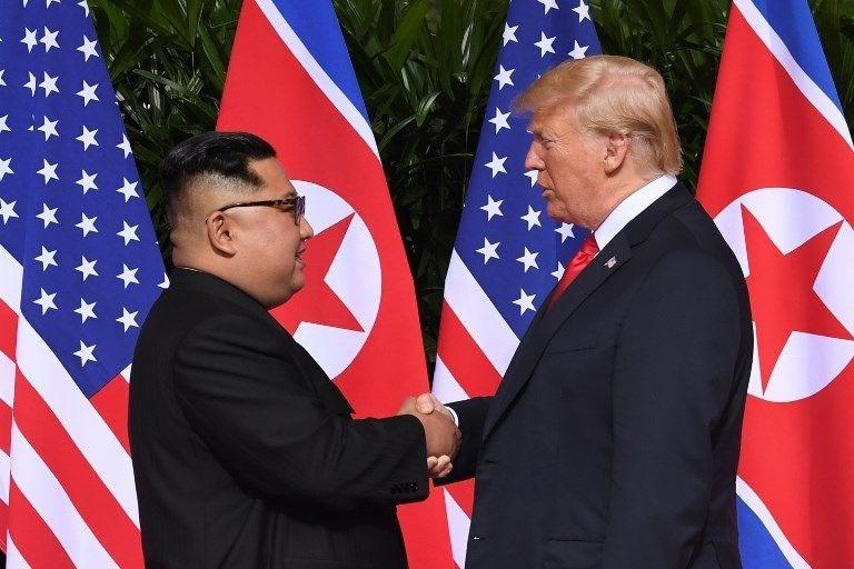 Donald Trump - Kim zirvesi ABD basınında 1