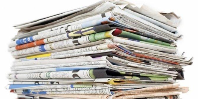 Günün gazete manşetleri ( 16 Haziran 2018)