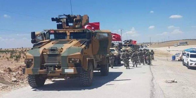 Kahraman Türk Askeri Münbiç'te