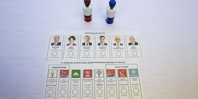 24 Haziran seçimlerinde oy kullanacakların dikkat etmesi gerekenler