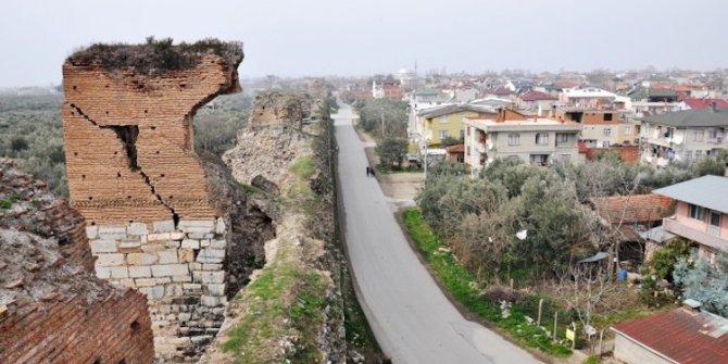 5 bin yıllık Artuklu Sarayı  ortaya çıkarılıyor