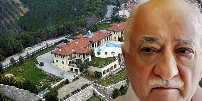 Teröristbaşı Gülen'in Bursa'da kalacağı malikane!