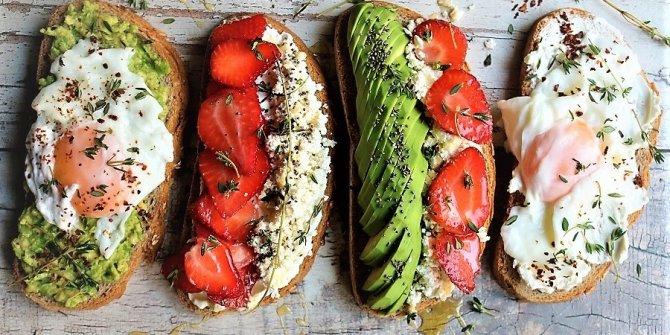 En leziz diyet kahvaltılar