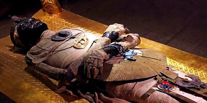 Keops Piramidi'nin gizemli sırı ortaya çıktı