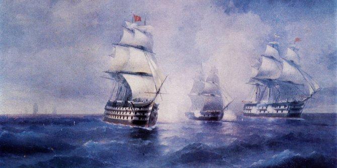 Tarihte bugün... 'Preveze Deniz Zaferi'