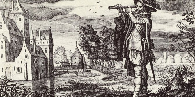 Tarihte bugün... Modern teleskopta ilk adımlar atıldı!