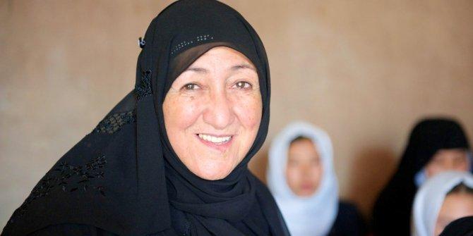 """TRT World Forum'da """"Sakena Yacoobi"""""""