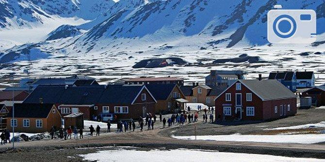 Ölmeyi İstemiyeceğiniz Ada: Svalbard
