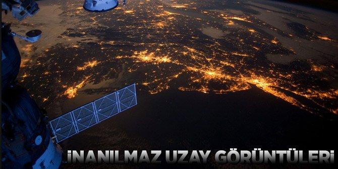 İnanılmaz uzay görüntüleri