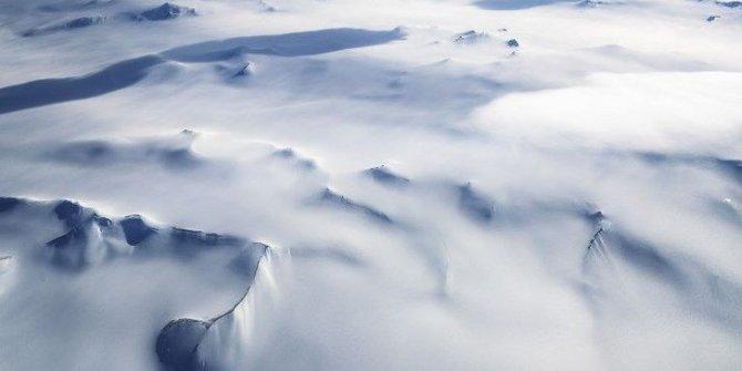 Antarktika'da kayıp bir şehir mi var? İşte  Bilim adamları...