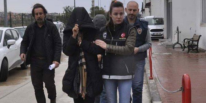 7 dil bilen esrarengiz ABD'li kadın suçüstü yakalandı