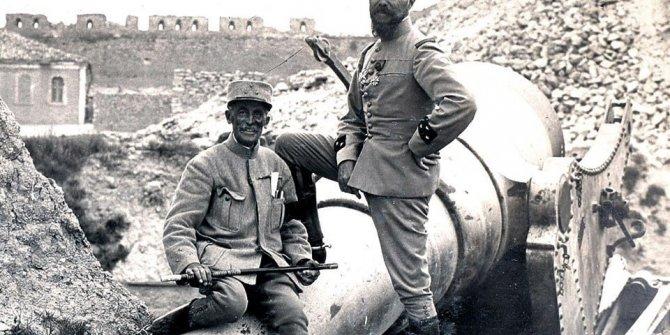 (Cephenin öteki yüzü)! Çanakkale Savaşı'ndan görülmemiş fotoğraflar...