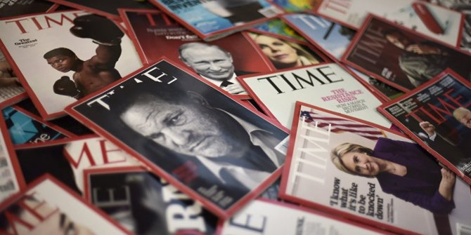 Time Dergisi Yılın en etkili 100 ismini açıkladı! İşte Yılın en etkili 1