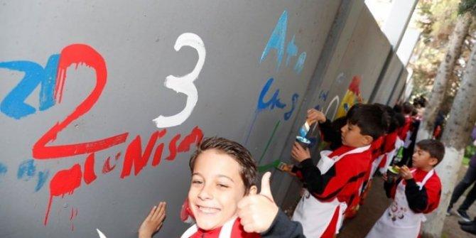 Florya Metin Oktay Tesisleri'nde çocuklara sürpriz!