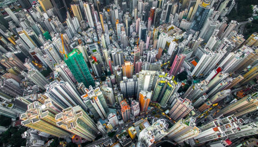 Zenginler şehri Hong Kong 1