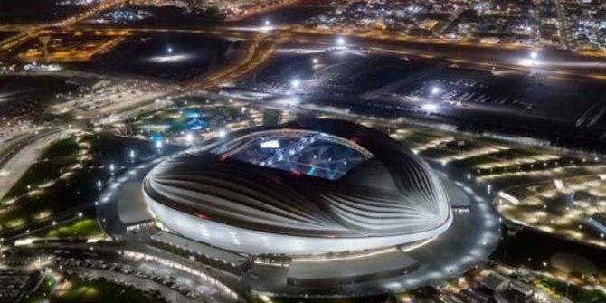 Katar'ın stadları göz kamaştırıyor