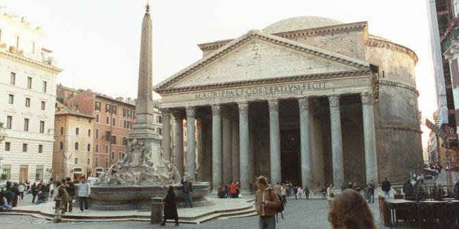 Küçük bir köyden büyük bir medeniyete dönüşen şehir: Roma