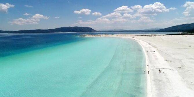 Türkiye'nin Maldivi Salda Gölü
