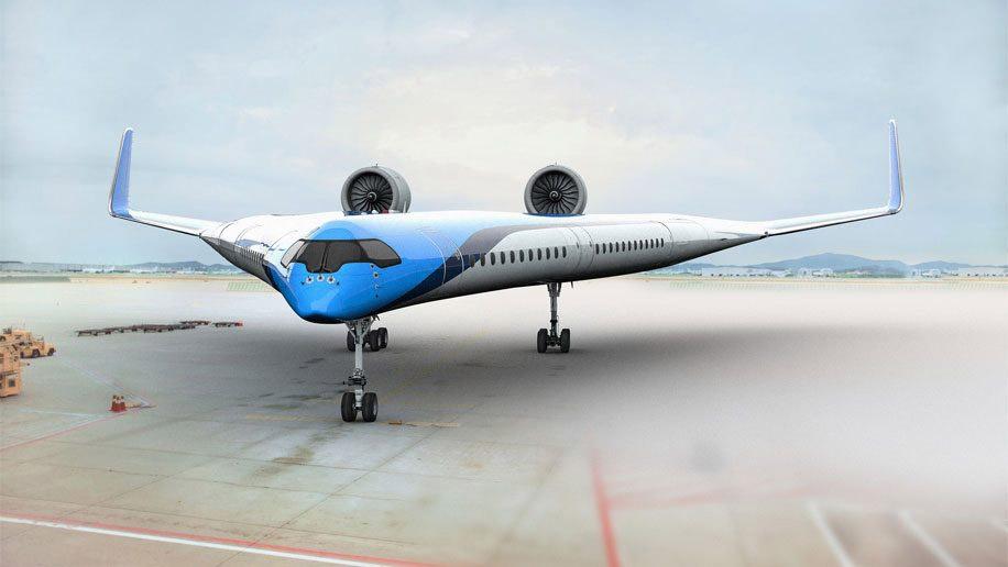 Geleceğin teknolojisi FLYING-V ile hayata geçiyor 1