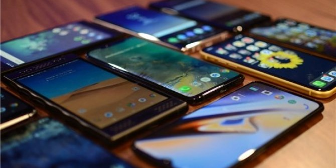 Türkiye'deki en popüler akıllı telefonlar belli oldu! İşte en popül