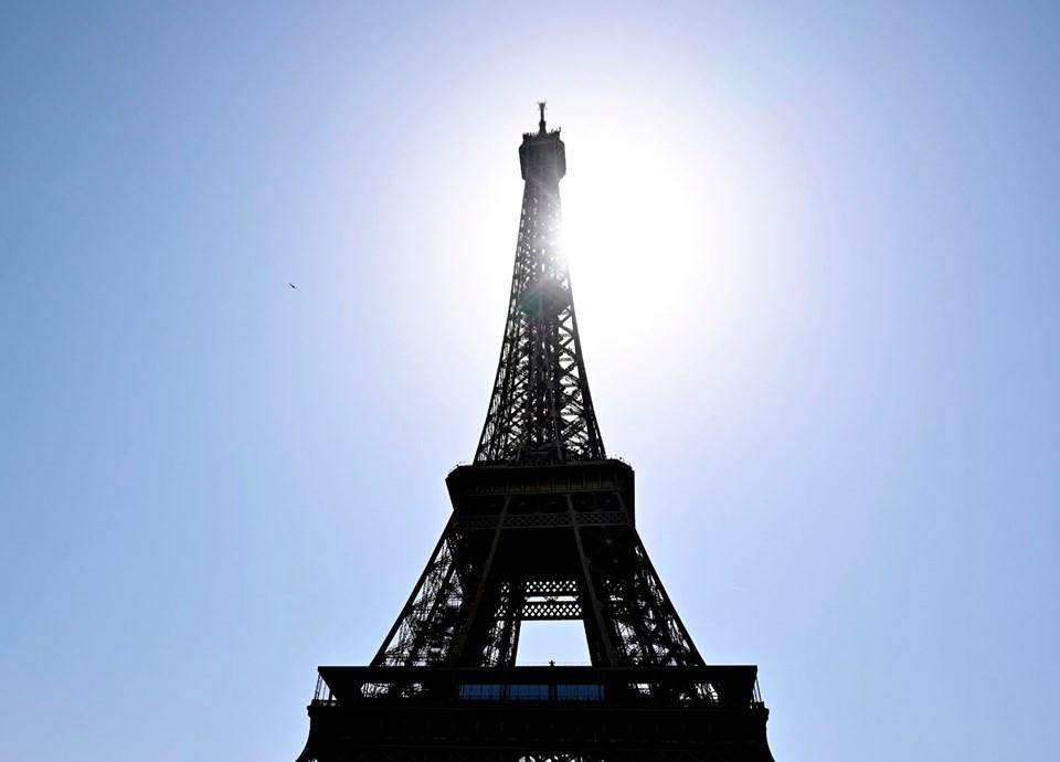 Avrupa sıcak hava dalgasının etkisinde (Avrupa kavruluyor) 1